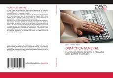 DIDÁCTICA GENERAL的封面