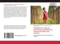 Обложка Calidad de vida en pacientes pediátricos hospitalizados por cáncer