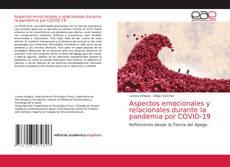 Обложка Aspectos emocionales y relacionales durante la pandemia por COVID-19