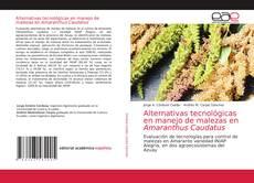 Alternativas tecnológicas en manejo de malezas en Amaranthus Caudatus的封面