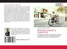 Portada del libro de Proyecto urbano la Capuchina