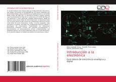 Buchcover von Introducción a la electrónica