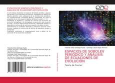 Capa do livro de ESPACIOS DE SOBOLEV PERIÓDICO Y ANÁLISIS DE ECUACIONES DE EVOLUCIÓN