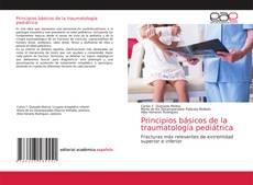 Capa do livro de Principios básicos de la traumatología pediátrica