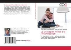 Обложка La Usucapión frente a la Reivindicación
