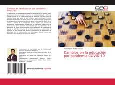Bookcover of Cambios en la educación por pandemia COVID 19