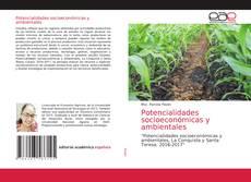 Portada del libro de Potencialidades socioeconómicas y ambientales