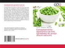Обложка Comportamiento agronómico de tres variedades de arveja (Pisum sativum)