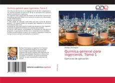 Обложка Química general para ingenieros. Tomo 1
