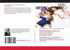 Обложка Metodología para la Cultura Física Terapéutica