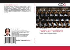 Buchcover von Historia del Periodismo