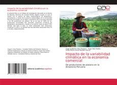 Обложка Impacto de la variabilidad climática en la economía comercial