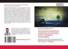 Обложка Generación eléctrica mediante la sinergia entre energías renovables
