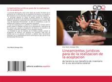Bookcover of Lineamientos juridicos para de la realizacion de la aceptacion