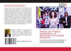 Bookcover of Análisis del Trabajo Colaborativo, la Educación y el Cuidado Ambiental