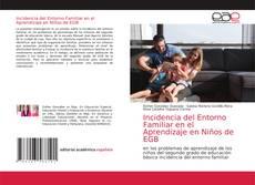 Обложка Incidencia del Entorno Familiar en el Aprendizaje en Niños de EGB