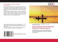 Обложка Sistematización Proyecto Gestión Comunitaria