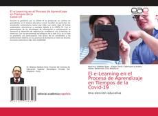 Bookcover of El e-Learning en el Proceso de Aprendizaje en Tiempos de la Covid-19