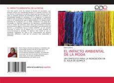 Portada del libro de EL IMPACTO AMBIENTAL DE LA MODA