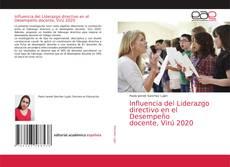 Обложка Influencia del Liderazgo directivo en el Desempeño docente, Virú 2020