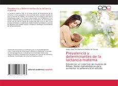 Обложка Prevalencia y determinantes de la lactancia materna