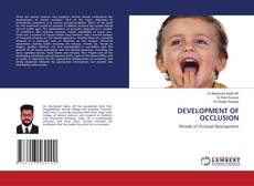 Bookcover of DEVELOPMENT OF OCCLUSION