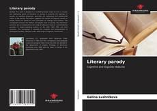Bookcover of Literary parody