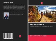 Capa do livro de Comércio Justo