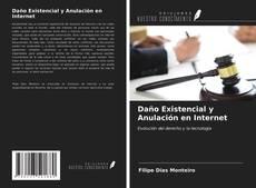 Capa do livro de Daño Existencial y Anulación en Internet