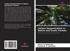 Обложка Carbon Sequestration in Native and Exotic Forests