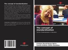 Обложка The concept of standardization