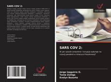 SARS COV 2: kitap kapağı