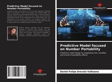 Copertina di Predictive Model focused on Number Portability