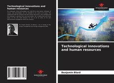 Bookcover of Technological innovations and human resources