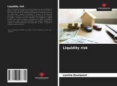 Portada del libro de Liquidity risk