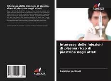 Interesse delle iniezioni di plasma ricco di piastrine negli atleti kitap kapağı