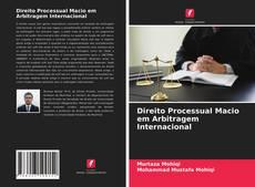 Buchcover von Direito Processual Macio em Arbitragem Internacional