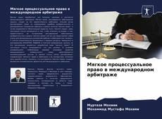 Bookcover of Мягкое процессуальное право в международном арбитраже