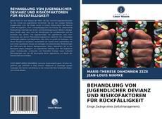 Bookcover of BEHANDLUNG VON JUGENDLICHER DEVIANZ UND RISIKOFAKTOREN FÜR RÜCKFÄLLIGKEIT