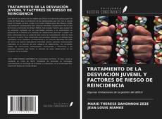 Bookcover of TRATAMIENTO DE LA DESVIACIÓN JUVENIL Y FACTORES DE RIESGO DE REINCIDENCIA