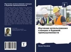 Capa do livro de Изучение использования сланцев в буровой промышленности
