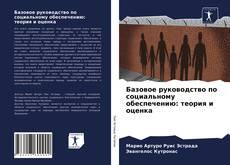 Bookcover of Базовое руководство по социальному обеспечению: теория и оценка