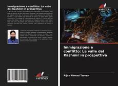 Copertina di Immigrazione e conflitto: La valle del Kashmir in prospettiva