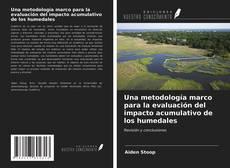 Portada del libro de Una metodología marco para la evaluación del impacto acumulativo de los humedales