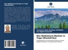 Buchcover von Das Djabatoure-Becken in Togo (Westafrika)