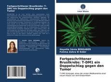 Capa do livro de Fortgeschrittener Brustkrebs: T-DM1 ein Doppelschlag gegen den Tumor
