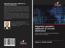 Обложка Algoritmi genetici applicati ai circuiti elettronici