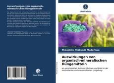 Borítókép a  Auswirkungen von organisch-mineralischen Düngemitteln - hoz