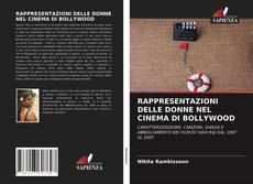 Bookcover of RAPPRESENTAZIONI DELLE DONNE NEL CINEMA DI BOLLYWOOD