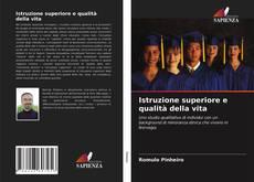 Borítókép a  Istruzione superiore e qualità della vita - hoz